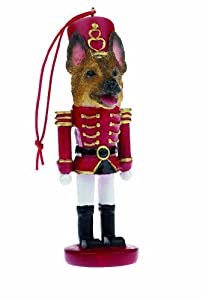 E&S Pets 35358-75 Soldier Dogs Ornament from E&S Imports, Inc