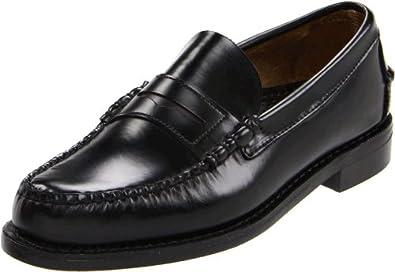 (降价)Sebago Men's Classic Leather Loafer 男士真皮皮鞋 褐色$79.92