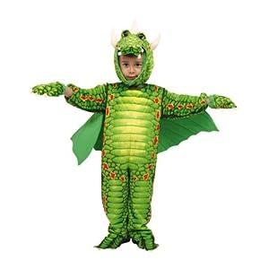 Legler Kinder Fasching Karneval Kostüm Drachen