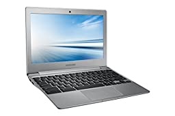 Samsung Chromebook 2 11.6 Inch  Laptop (Intel Celeron, 2 GB, 16 GB SSD, Silver)