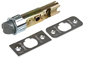 replacement dead latch satin chrome door lock replacement parts