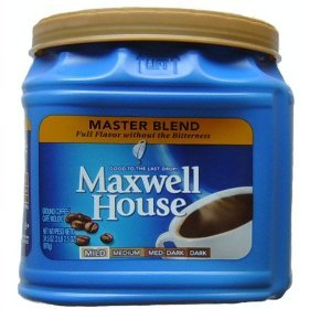 Master Blend Coffee back-562489