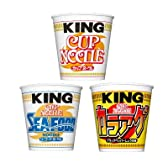 日清 カップヌードル KING(キング) 3種 各4個セット(計12個)