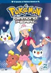 Pokemon - Diamond & Pearl Box 2 (Vol.3-4)