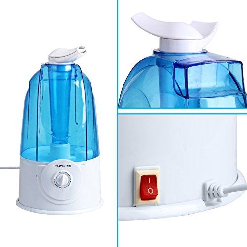 Degree Of The Ocean And Efficient N: HOMETEK™ Ultrasonic Humidifier Diffuser Heavy Mist Super