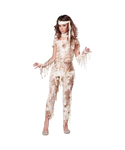 Mysterious Mummy Costume for Girls/teens