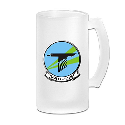 Raven Logo Cool Beer Wine Glass Mug 16 Ounces 500ml Beverage Cup
