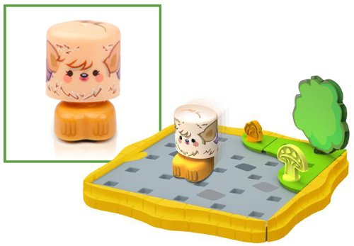 Squidge [#08]: Moshi Monsters x Bobble Bots Starter Set Series