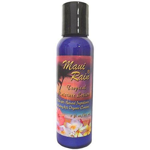 Hawaiian Maui Rain Tropical Moisture Body Lotion (60ml) (2oz) (Maui Rain Perfume compare prices)