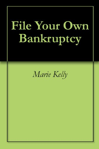File Your Own Bankruptcy