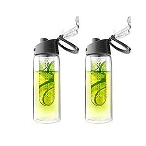 AdNArt BTA711 Tritan Flavor it Water Bottle from Ad-n-art