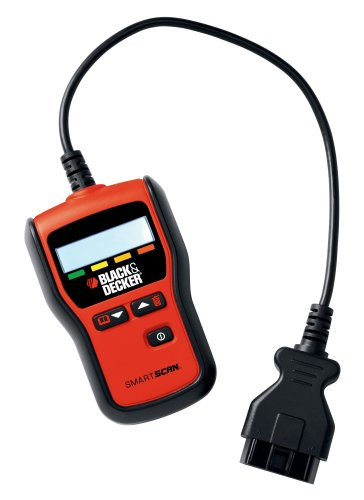 Black & Decker AD925 Smart Scan Automotive Check Engine Light Diagnostic Tool