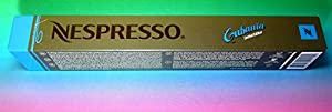 Nespresso 2014 New Autumn Limited Edition 5 Sleeves * CUBANIA * Strong Intensity 13,Fresh