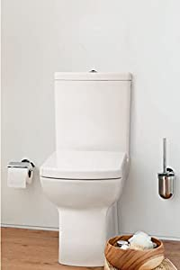 Laura All In One Combined Bidet Toilet With Soft Close