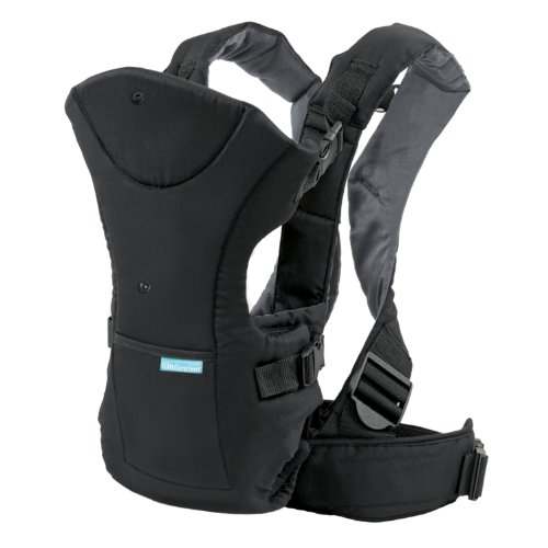Lowest Prices! Infantino Flip Front 2 Back Carrier, Black