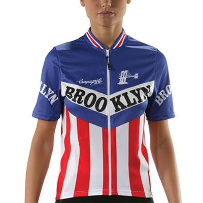 Buy Low Price Giordana 2011 Women's Team Brooklyn Short Sleeve Cycling Jersey – GI-WSSJ-TEAM-BROK (B000JF8MEM)