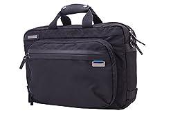 Neopack Work Mate 15 inch Laptop Bag / Premium Office Shoulder Bag - Black (HP, Apple Macbook, Sony, Samsung, Lenovo, IBM, Asus, Toshiba, Compaq, Acer)