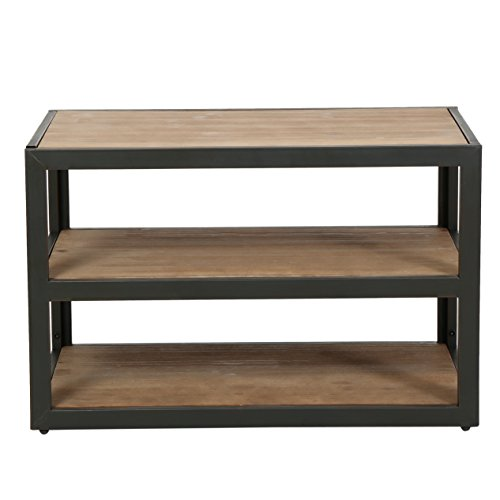 Lundin 3-Shelf Industrial Media Console (Industrial Console compare prices)