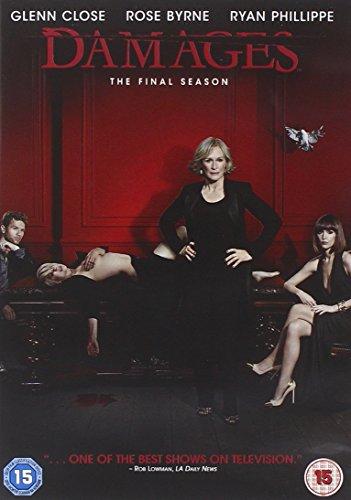 Damages - Season 5 [3 DVDs] [UK Import]