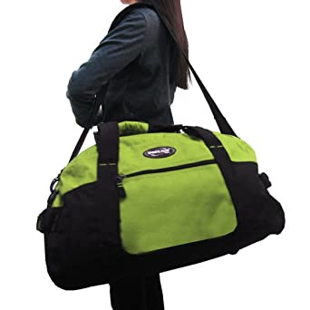 Olympia Luggage 30 Inch Sports Duffel Bag, Green, One Size