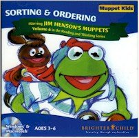 Muppet Kids: Volume 6 - Sorting & Ordering