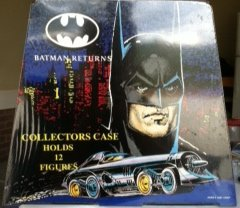 Batman The Animated Series Gotham Museum Collector Case - 1