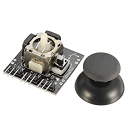 PS2 Joystick Game Module Shield Breakout Controller For Arduino