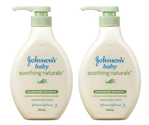 Johnson S Baby Soothing Naturals