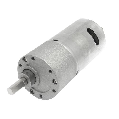 Replacement 37Gb Dc 12V 120Rpm 120Ma Electric Geared Motor