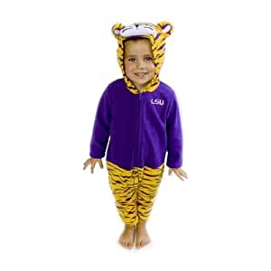 Amazon.com: LSU Tigers Mike the Tiger Kid's Costume (3T): Toys & Games