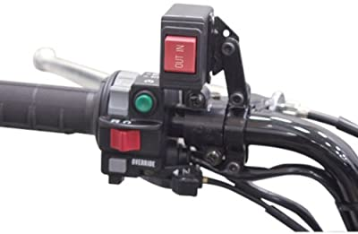 Extreme Max (REMOTE SWITCH ONLY) Bear Claw ATV Winch Handlebar Remote Switch