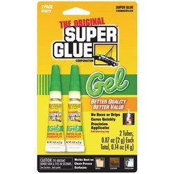 Buy SUPER GLUE SGG22-48 Thick Gel Super Glue 2 pkB00009V3VT Filter