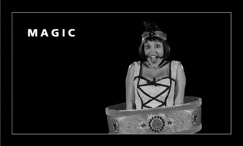 Magic: Flip Book