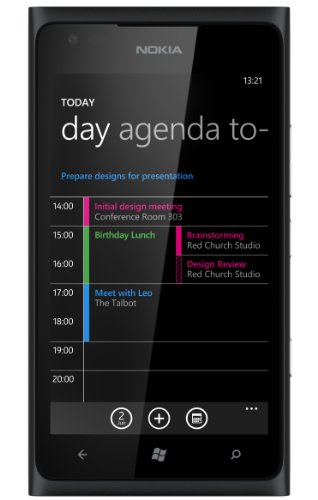 Nokia Lumia 900 Black Factory Unlocked