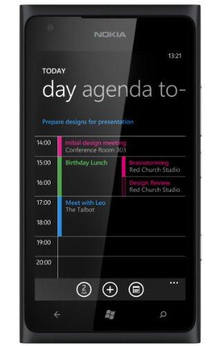 Nokia Lumia 900 Black Factory Unlocked