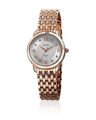 August Steiner Reloj con movimiento cuarzo suizo  Rosado 33 mm