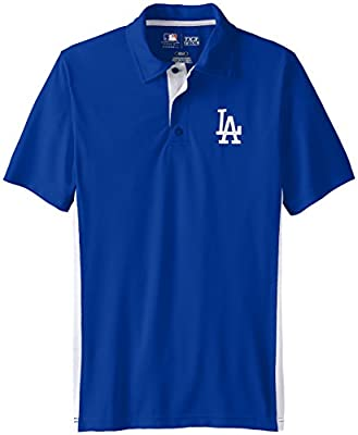 MLB Los Angeles Dodgers Men's Ride The Pine Fashion Tops