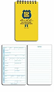 All-Weather Field Interview Notebook - Rite in the Rain - 104