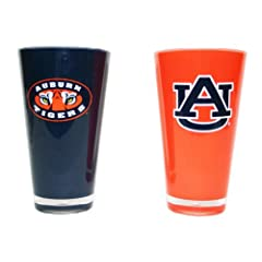Buy NCAA Auburn Tigers 20-Ounce Insulated Tumbler - 2 Pack by Duck House
