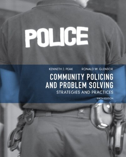 Community Policing and Problem Solving: Strategies and...