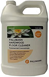 Amazon Com Pallmann Hardwood Floor Cleaner 128 Oz