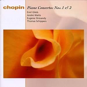 Chopin: Piano Concerti Nos.1 & 2