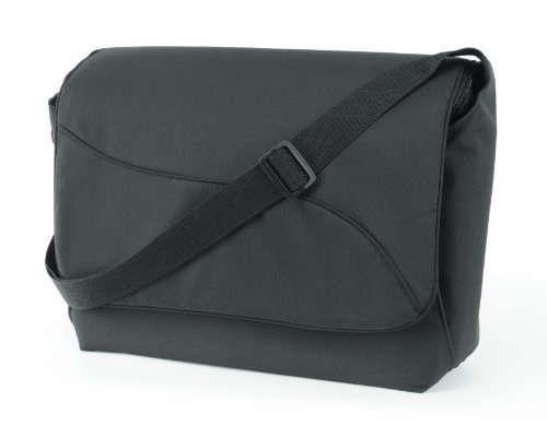 Graco Changing Bag for Newborn and Above (Charcoal, Grey)