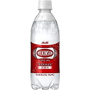 アサヒ飲料 ウィルキンソン タンサン 500ml×24本