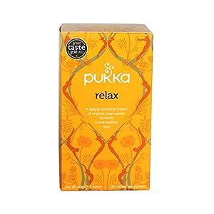 Pukka Herbs Ltd Relax Vata Tea 20 Sachets