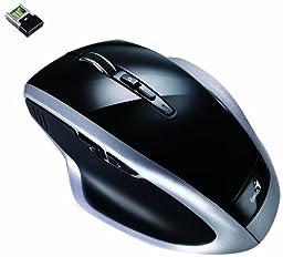 Genius Ergonomic Design 2.4GHZ Wireless Ergo Mouse (ERGO 8800)