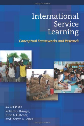 International Service Learning: Conceptual Frameworks and...