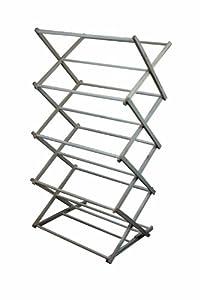 JVL Bois Folding Etendoir à linge, 6m Dry Space: Cuisine