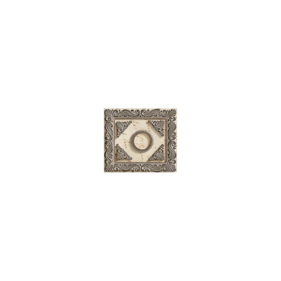 K & Company Lifes Journey Metal Art Frames & Corners K577091; 3 Items/Order