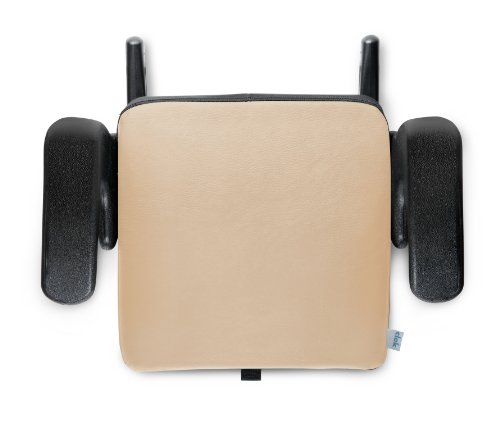 Clek-Olli-Special-Edition-Leather-Backless-Booster-Seat-Paige